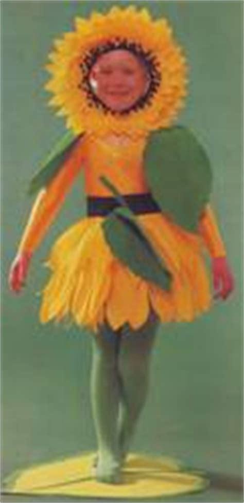 disfraz girasol imagui disfraz de girasol manualidades infantiles