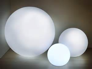 light sphere led plastic sphere light kinlife wholesale and