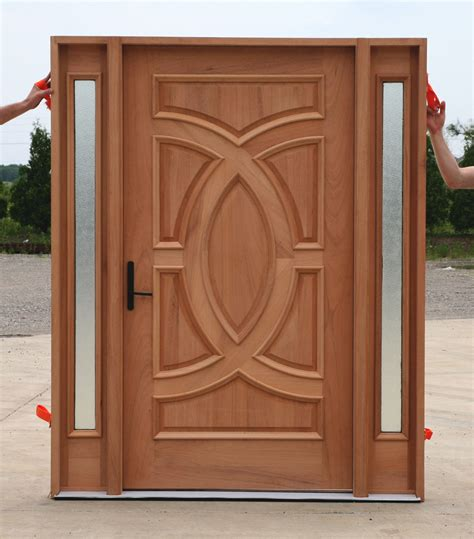 Handcrafted Doors - custom doors wood doors made to order