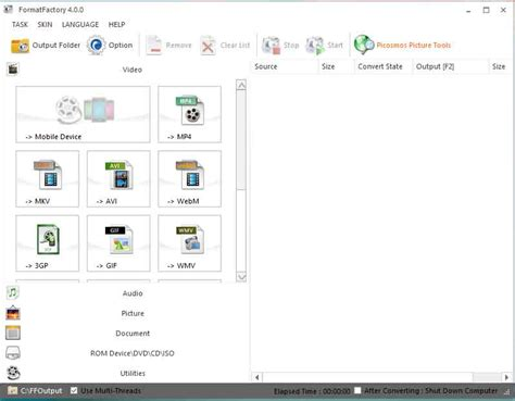 format factory kat cr download phần mềm format factory 4 0 0 full cr ck diễn