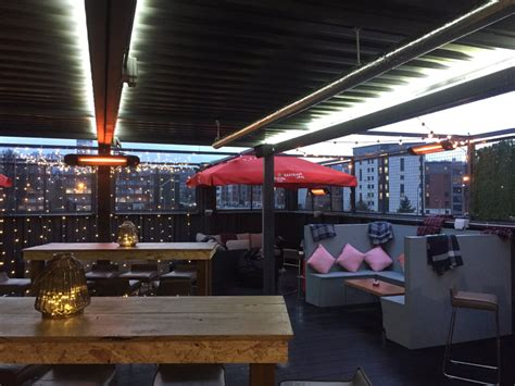 best roof top bar celebrate in style at inc sheffield s roof top bar for
