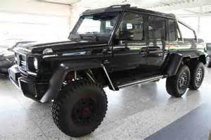 mercedes g63 amg 6x6 gets a 975 000 price tag in florida