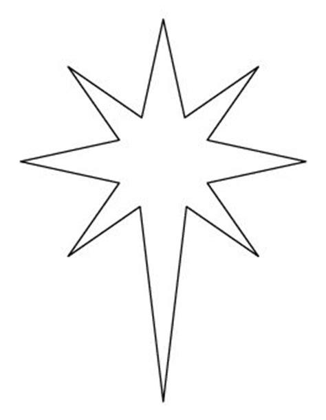 printable bethlehem star pattern use the pattern for bethlehem stars and draw on pinterest