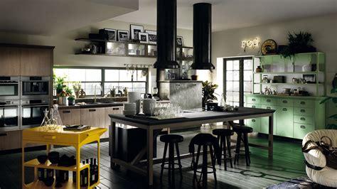 cuisine t駑駻aire scavolini cucina diesel social kitchen cucine cucine