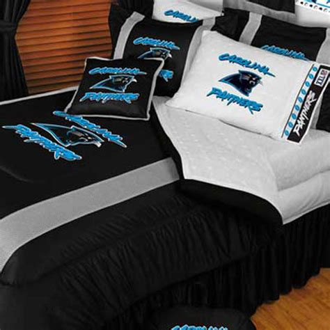 carolina panthers comforter 5pc new nfl carolina panthers comforter bed sheets