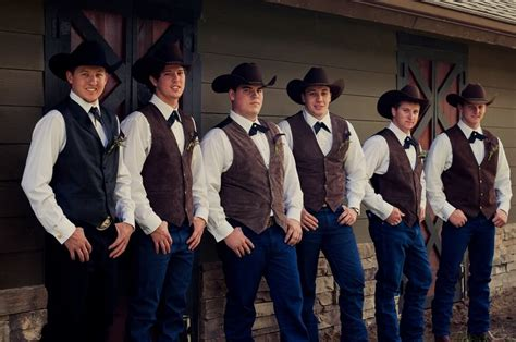 Wedding Attire For Groomsmen by Country Style Groomsmen Attire Ideas Bridalore