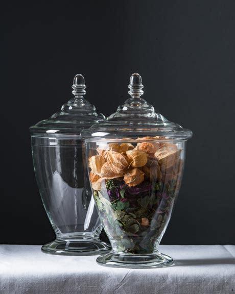 vasi in vetro con coperchio vasi espositori vintage in vetro con coperchio libro di