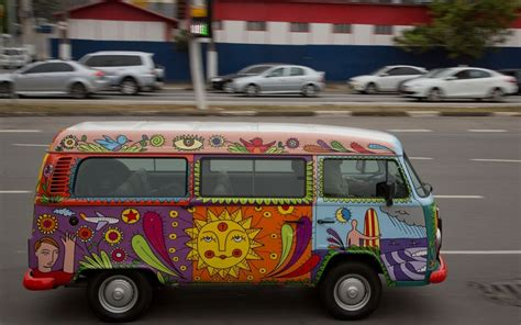 volkswagen van hippie end of the road for iconic vw bus al jazeera america