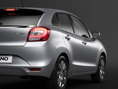 Suzuki Baleno Hatchback Maruti Suzuki Baleno Hatchback Is Ready To Rule