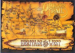 the oregon trail remembering letters and postcards