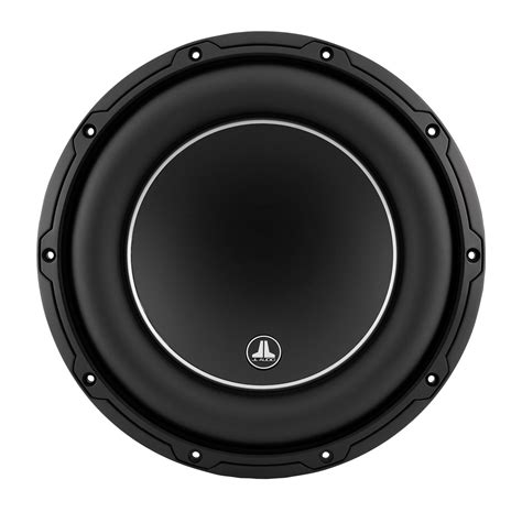 Driver Speaker Subwoofer jl audio 10w6v3 d4 high performance w6v3 10 inch subwoofer