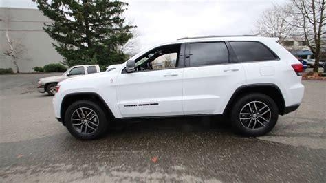 2017 white jeep grand 2017 jeep grand trailhawk bright white