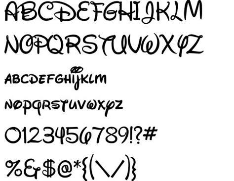printable disney fonts free downloadable disney font waltograph bd mickey