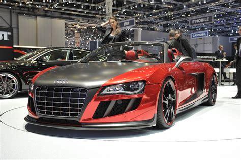 ABT Sportsline Audi R8 GTS: Geneva Motor Show 2011 Gallery (Tuning) tuningnews.net