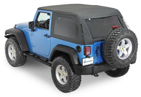 Jeep Yj Frameless Soft Top Rage Products 106135 Rage Products Complete Trail