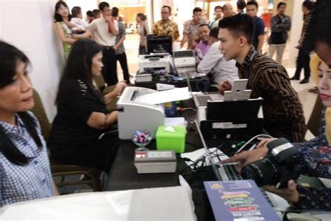 pembuatan paspor hari sabtu sistem online pembuatan paspor akan diproteksi ihram co id