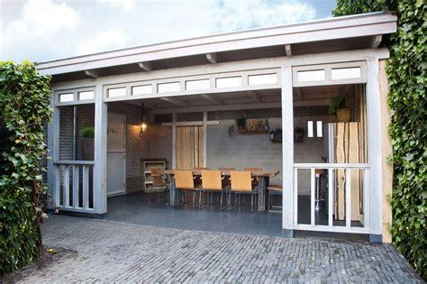 veranda zelfbouw douglas veranda 600x400 cm jaren 40 stijl stange