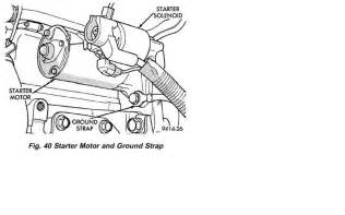 2007 dodge caliber starter wiring diagram dodge wiring