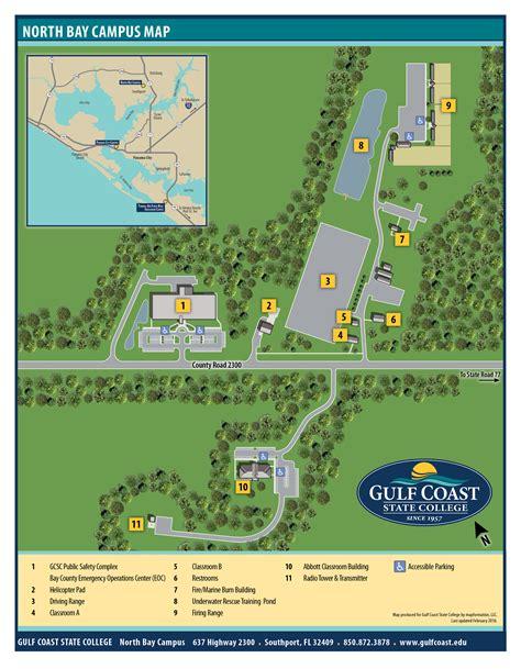 map of gulf coast states gulf coast state college cus locations