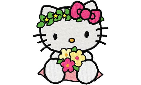 tato kartun hello kitty gambar hello kity clipart best