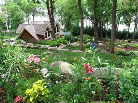 landscaping ideas for 5 acres one acre landscape design project traditional