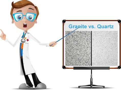 Which Countertop Material Is Better Quartz Or Granite - what s the better countertop material granite or quartz