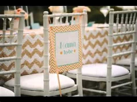 Decorating Baby Shower Chair by Baby Shower Chair Decorations Ideas