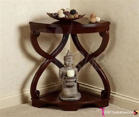 corner table designs for decorations room decorating corner table decor photo picture 10413
