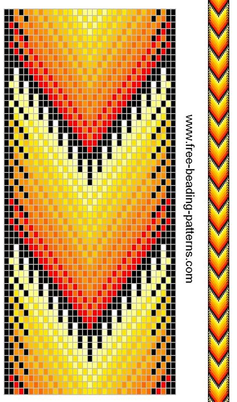 beading loom patterns free american 284 best images about bead loom pattern on
