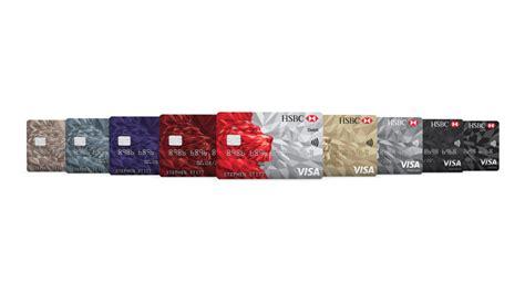 Hsbc Gift Card - hsbc rolls out new simplified bank card design design week