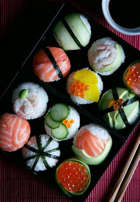 Sweet Sight Sushi Cookies by Best 25 Food Japan Ideas On Sushi Japan
