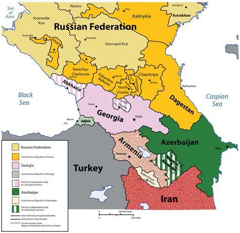 russia map by region 3 3 regions of russia world regional geography