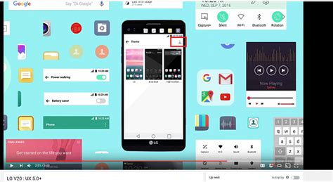 themes for android lg support for downloading additional themes android