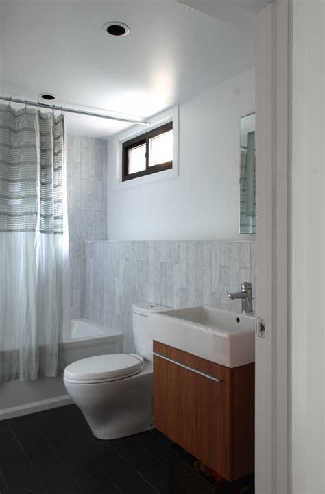 Small Bathroom Makeovers Ideas Glamorous Duravit Vogue New York Modern Bathroom