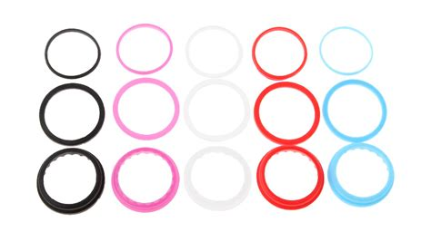 Seal Rings Set For Tfv4 Mini Vapesoon Authentic O Rin Murah 2 16 authentic vapesoon seal rings set for kangertech subtank mini clearomizer 15 pieces 5