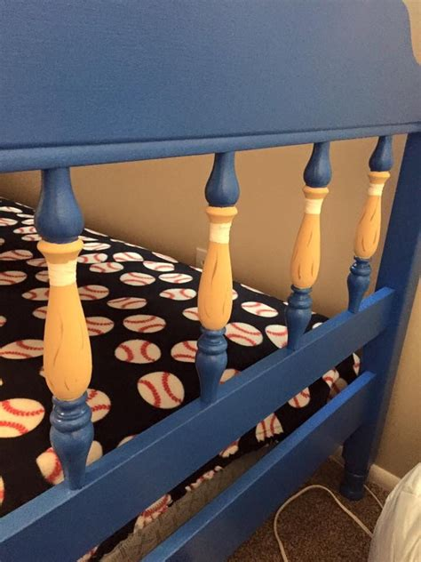 Baseball Bat Bed Frame 25 Best Ideas About Baseball Bat Headboard On Baseball Headboard Baseball Bed And