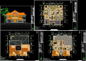 using autocad to draw house plans