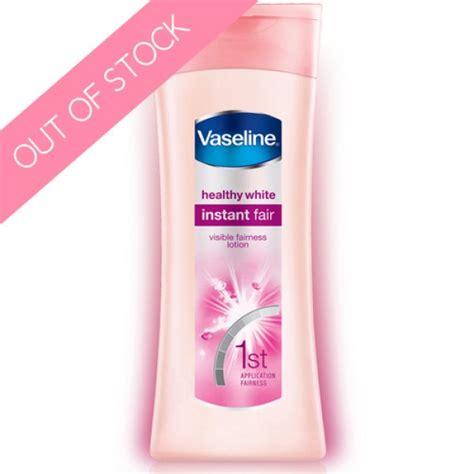 Skin Whitening Pt White 002 vaseline healthy white instant fair lotion