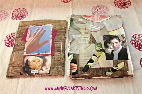 Handmade Arts - 10 handmade journals you ll want to make