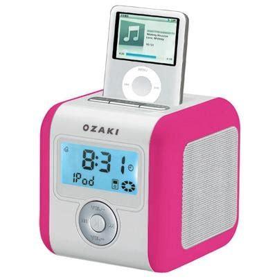 Ozaki Imini Rainbow Model Ip830 radio reveil ozaki ipod pas cher
