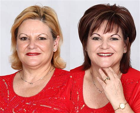before and after hairstyles for women over 50 before and after haircuts for 50 before and after hair
