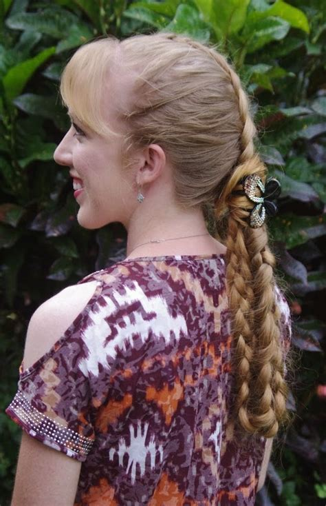 braided hairstyles demo braids hairstyles for super long hair 5 strand dutch