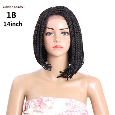 aliexpress buy 6 14inch braided box braids wig