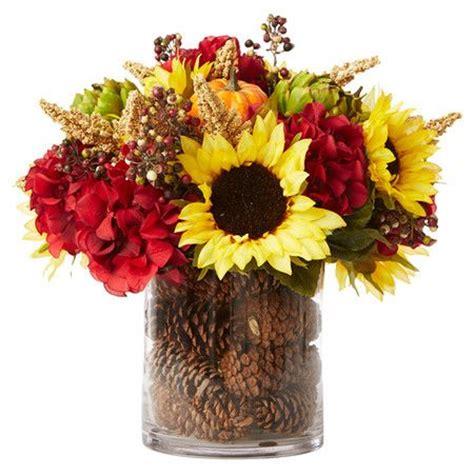 Fall Vase Arrangements by Best 25 Glass Vase Ideas On Vases Decor