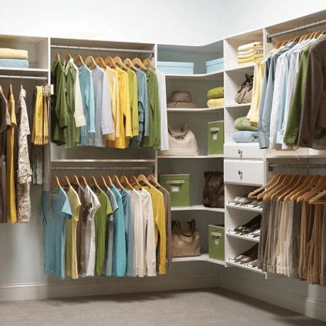 Maximizing Closet Space closet design center