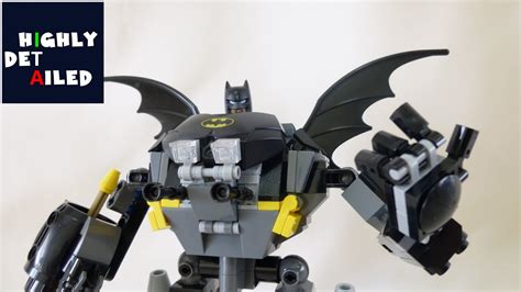 Lego Kw Robot By Hobijepang by Lego Dc Heroes 76026 Bat Mech Figure