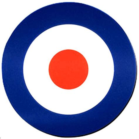 mod target sticker sold at europosters mod target sticker