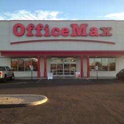 Office Supplies Tucson Az Officemax 13 Reviews Office Equipment 860 E Broadway