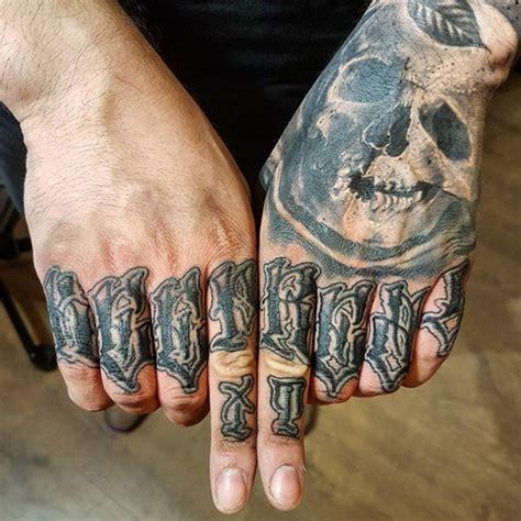 j tattoo on finger tattoos on fingers