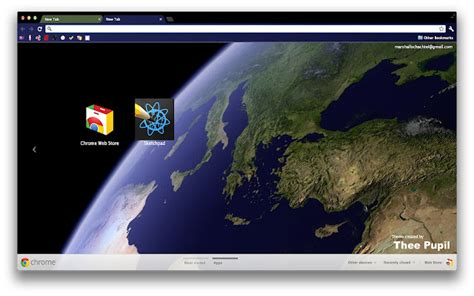 theme google earth 5 popular chrome themes you can use techydoor com